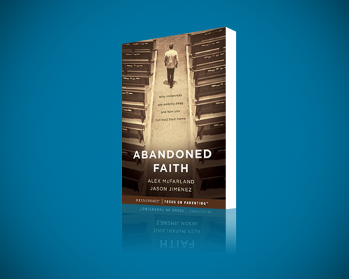 abandoned faith book