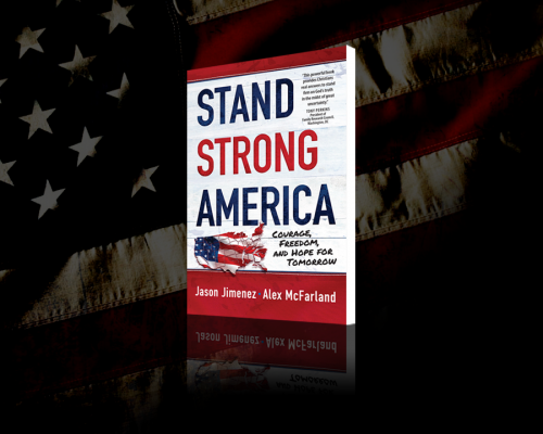 Stand Strong America slide