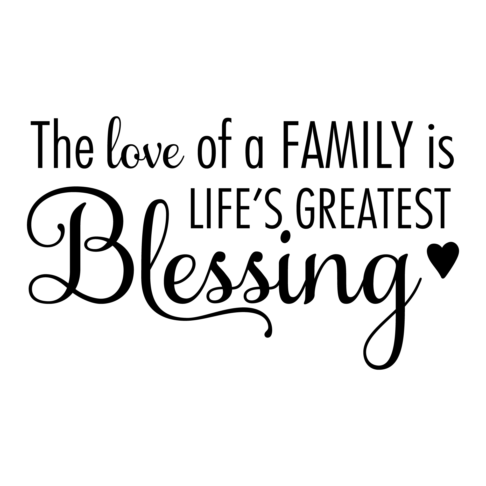 the love of family stand strong ministries